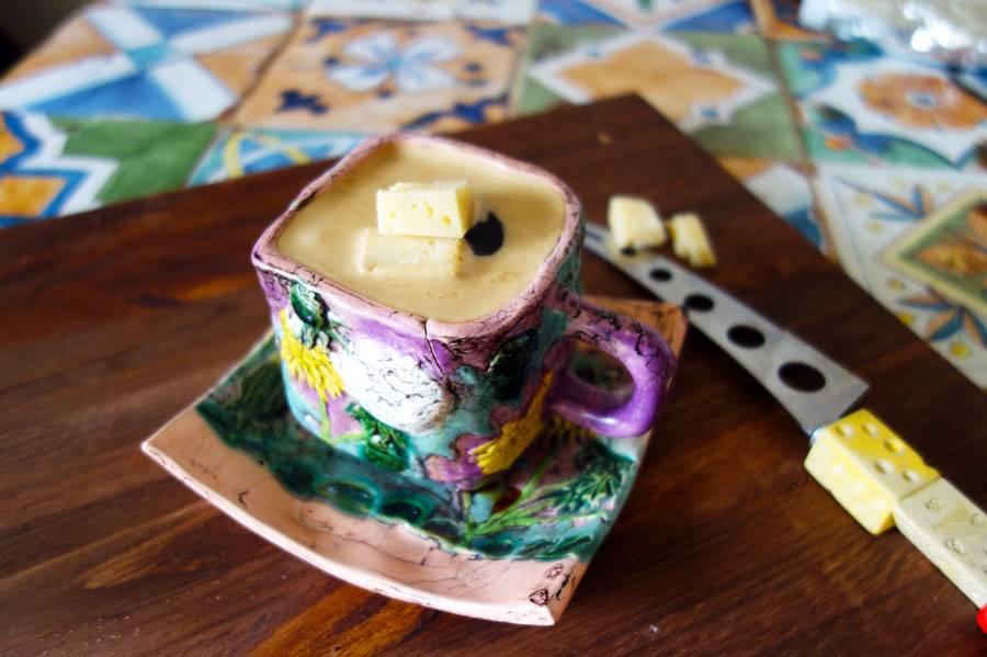 Кофе с сыром – рецепты приготовления: распишем суть
