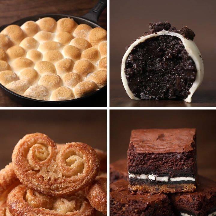 Что можно приготовить к чаю быстро и вкусно: простые рецепты сладостей