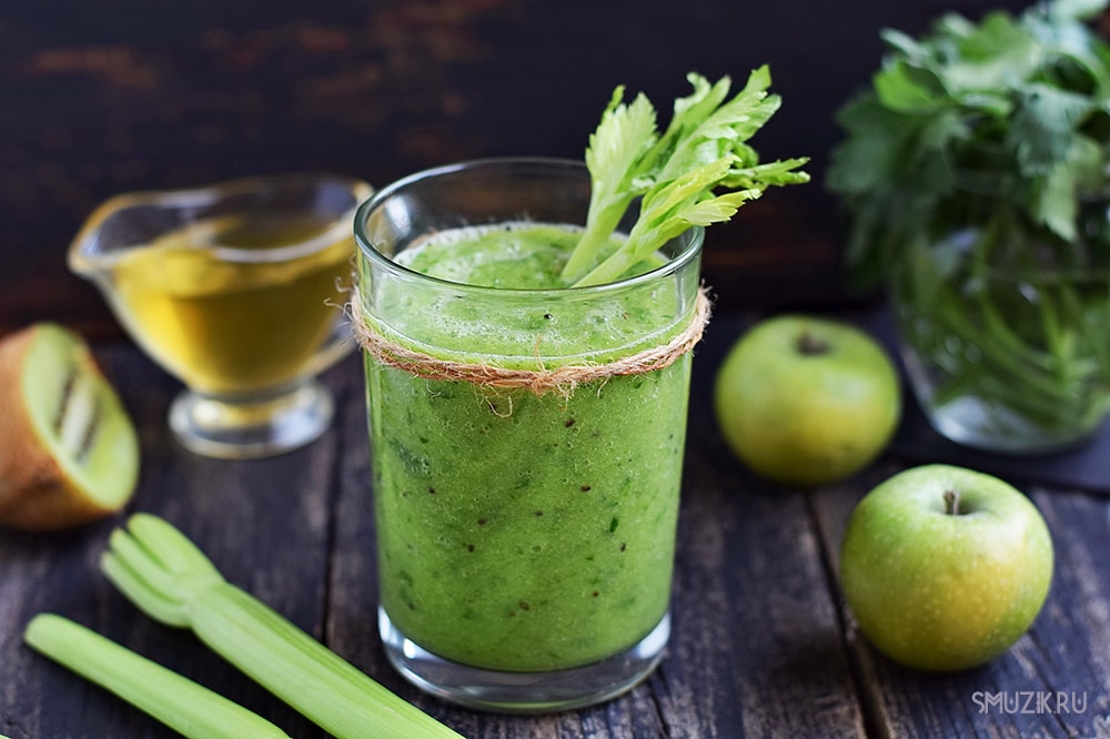 Смузи для похудения в блендере: рецепты с калорийностью и фото