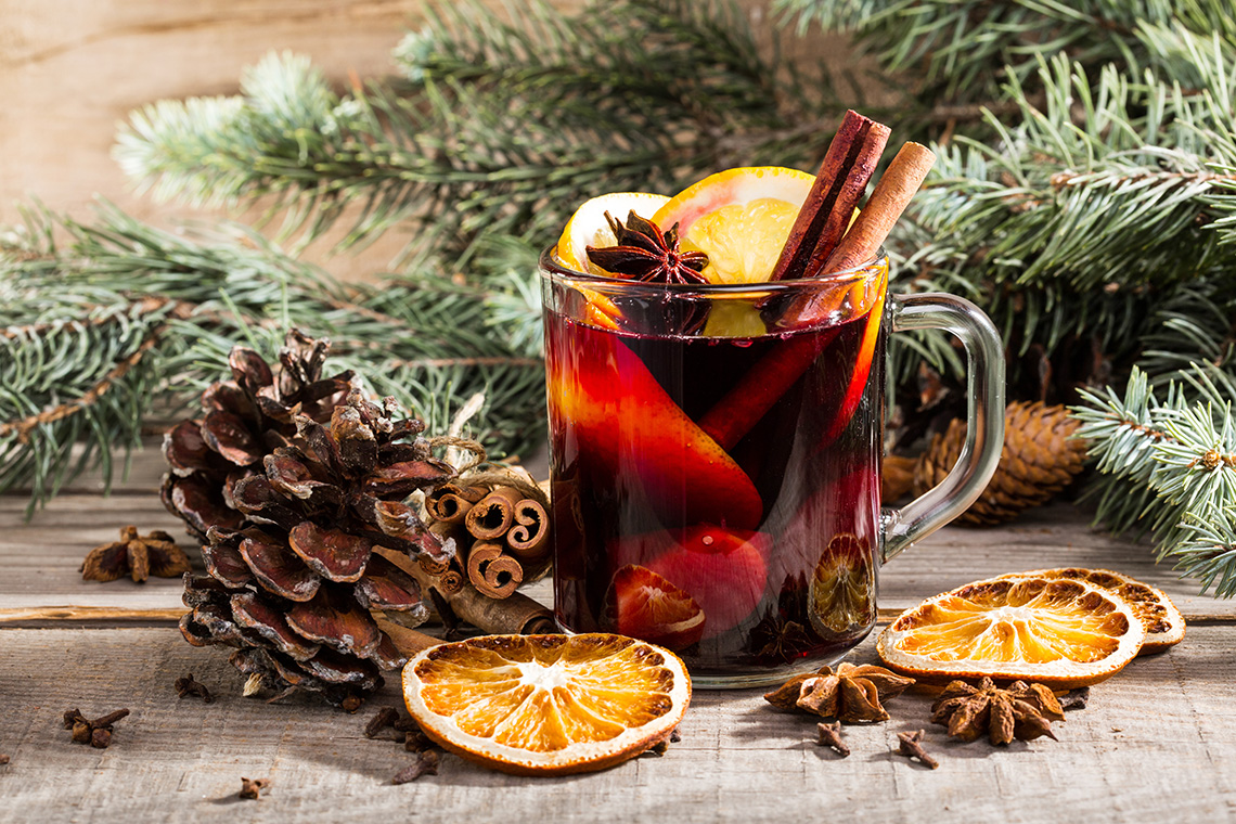 Безалкогольный глинтвейн: рецепт приготовления в домашних условиях