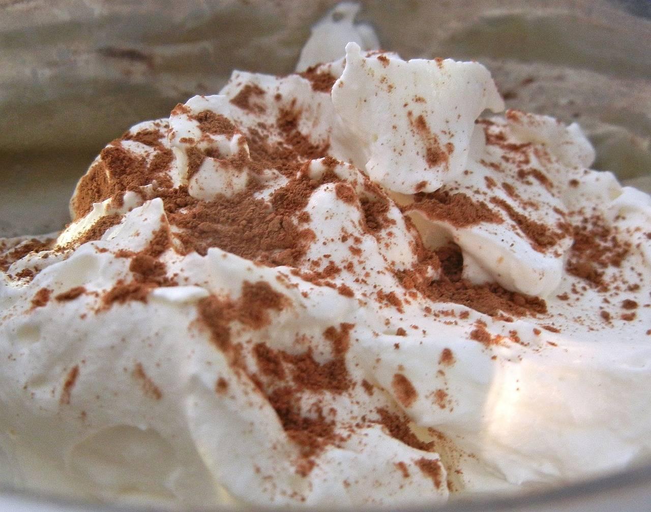 Как взбить сливки в густую пену для кофе