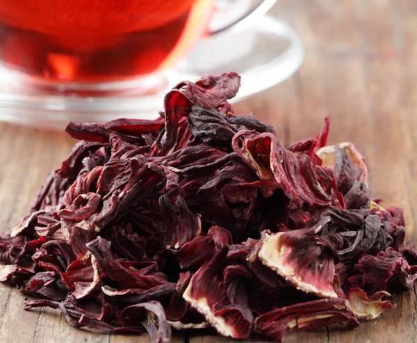 Гибискус чай: полезные свойства, противопоказания, польза и вред