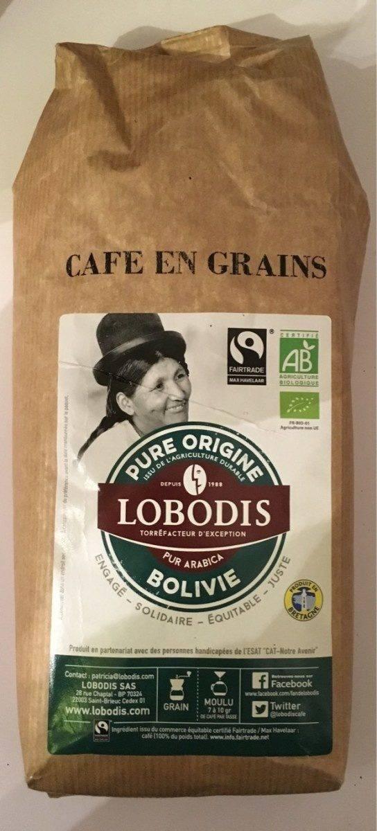 Кофе в зернах lobodis tanzanie танзания 500 г — цена, купить в москве