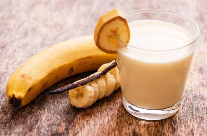 Кофе с бананом