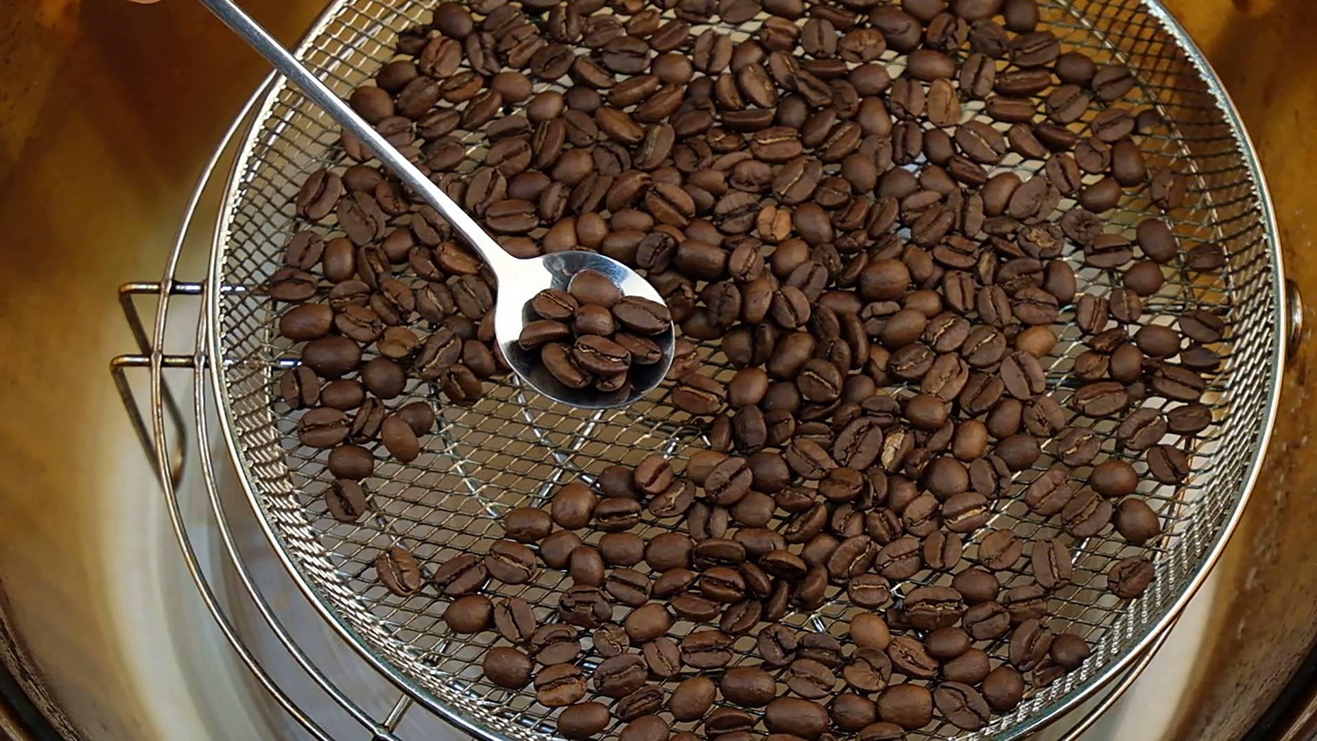 Выбираем кофе по степени обжарки