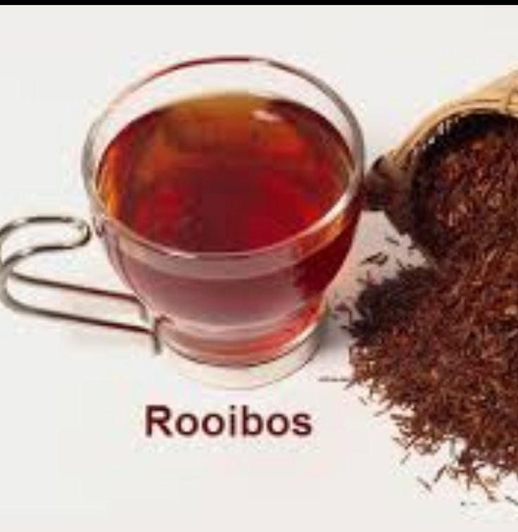 Чай ройбуш — полезные свойства, противопоказания и как заваривать ☕