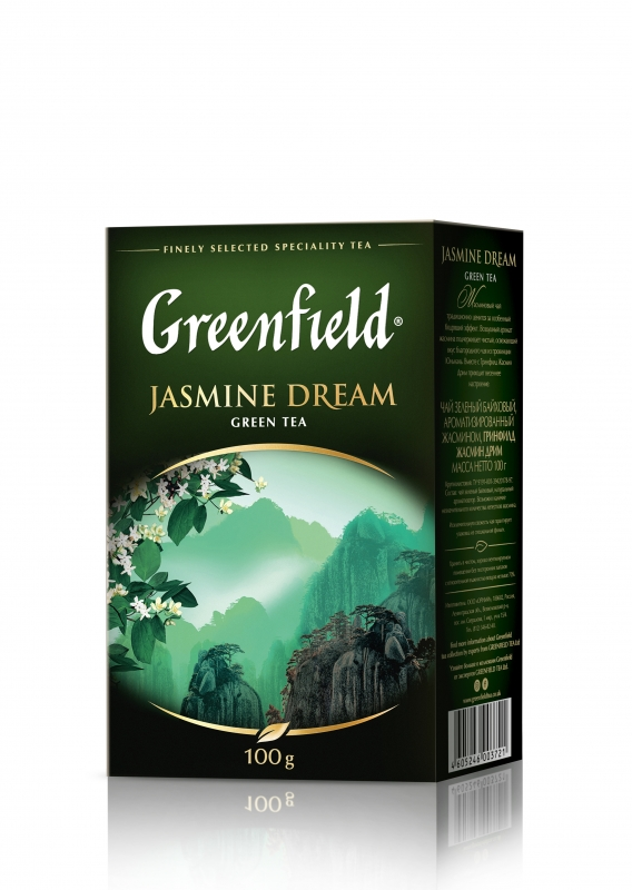Greenfield (гринфилд) - российский чай, позиционируемый как английский. | pis4a.ru