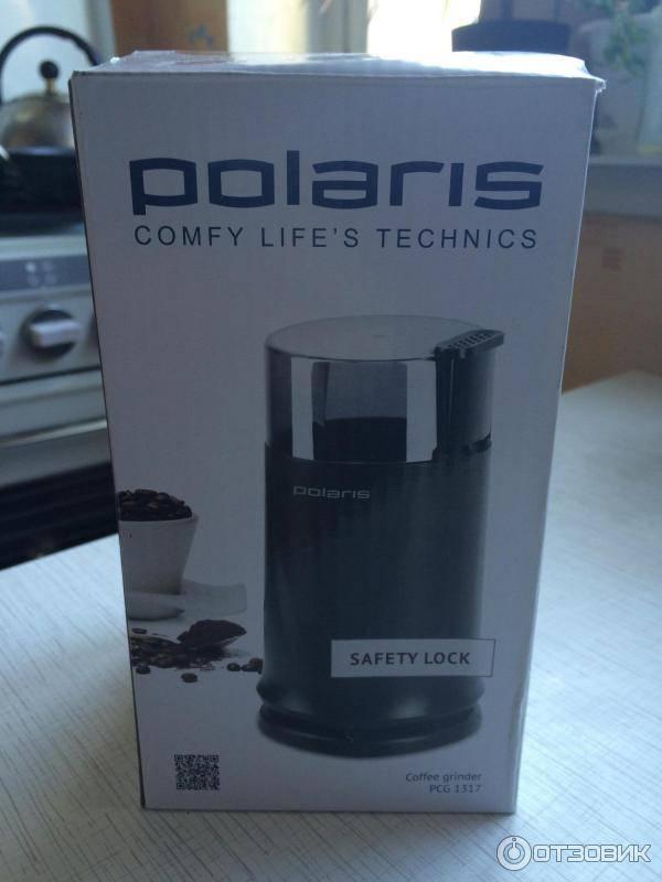 Модельный ряд кофемолок поларис (polaris), основные характеристики и отзывы