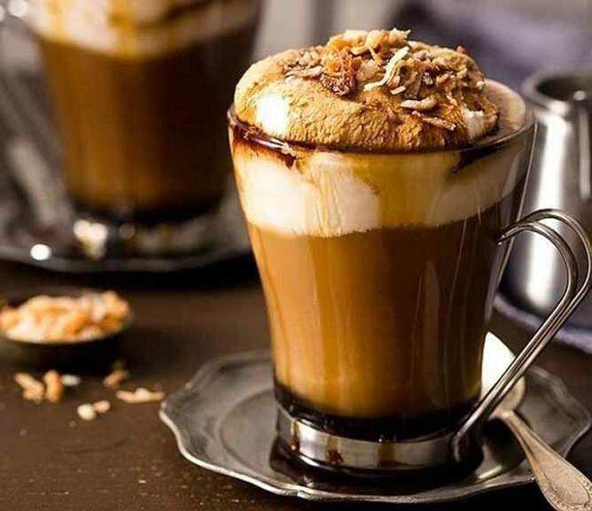 Кофе гляссе рецепт приготовления с фото