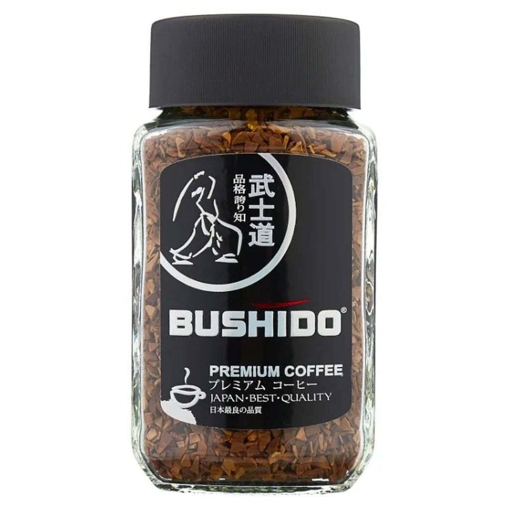 Кофе бушидо: официальный сайт и цены