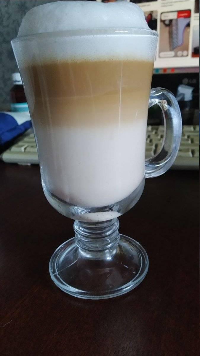 17 рецептов кофе латте в домашних условиях (часть 1)