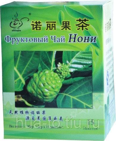 Чай нони вьетнам польза или вред