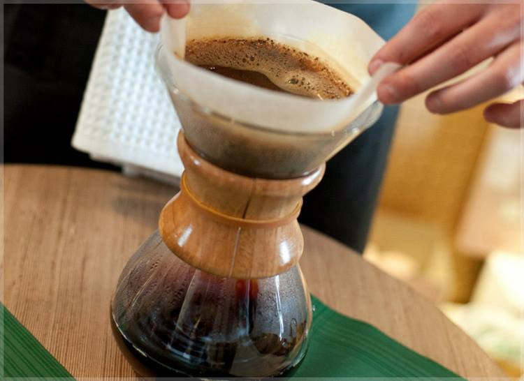 Кемекс: что это такое, заваривание кофе в кемексе