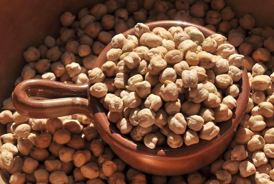 Турецкий горох нут - полезные свойства и рецепты применения