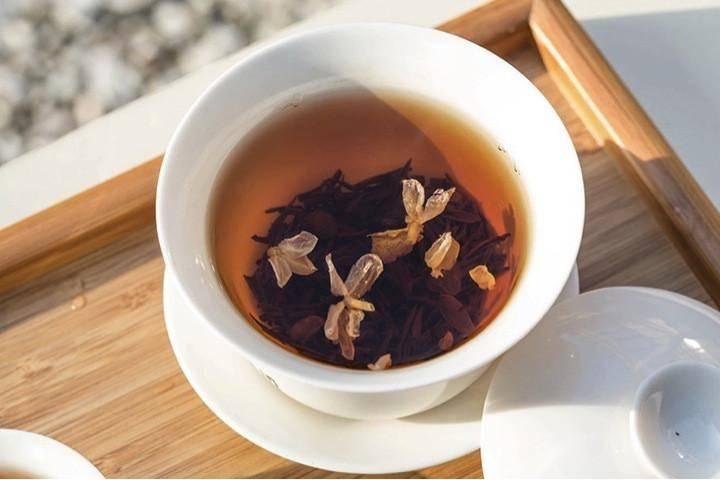 9 проблем со здоровьем, с которыми справится зелёный чай с жасмином