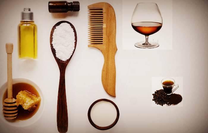 15 масок для волос из кофейной гущи