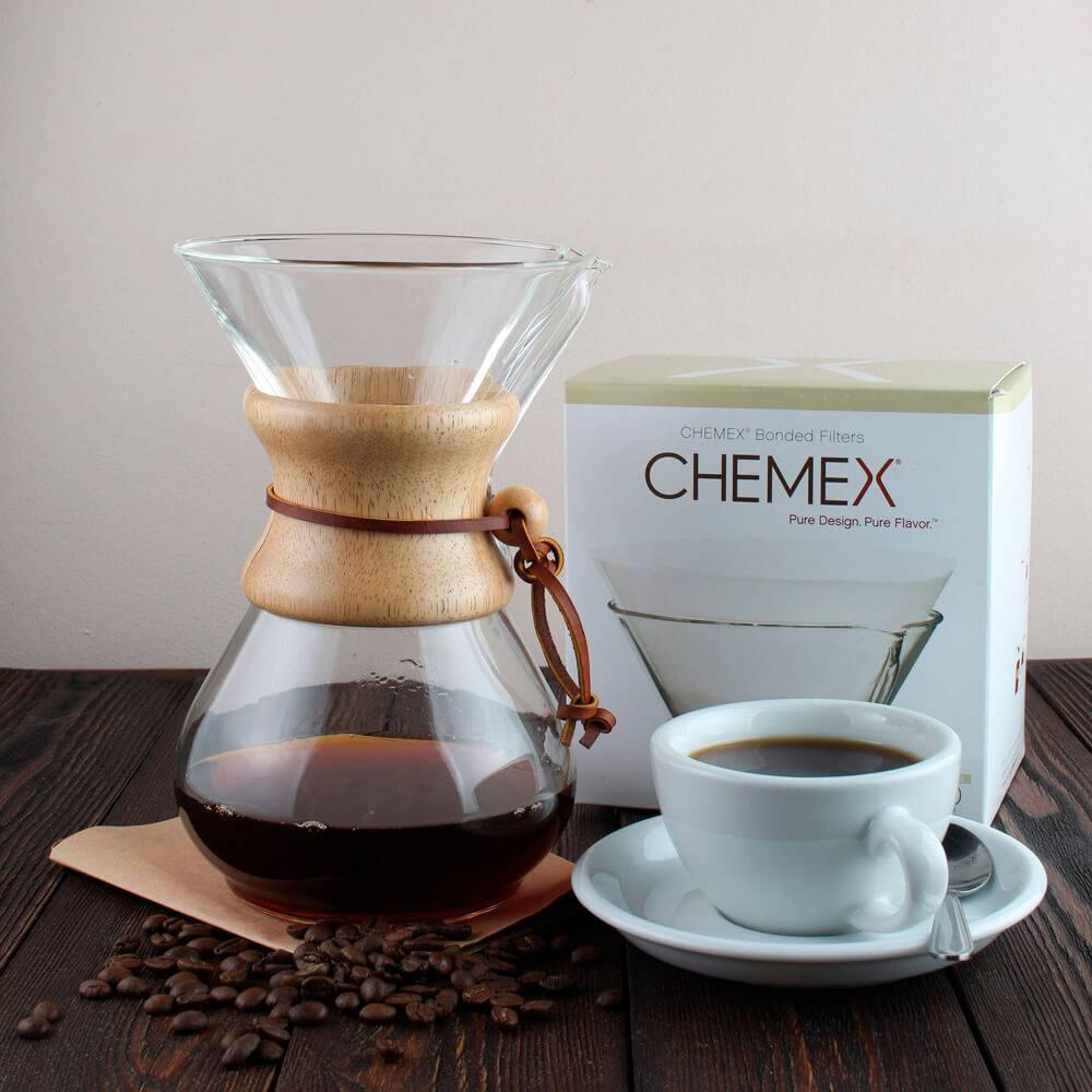 Кемекс-кофе. выходим за границы эспрессо
