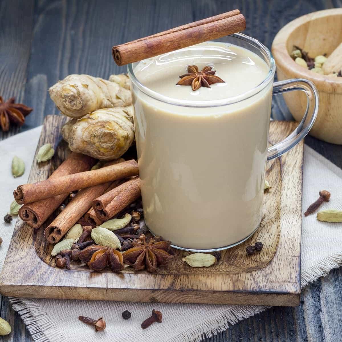 Рецепты чая масала: самые вкусные и ароматные варианты