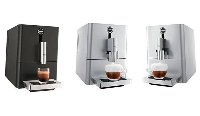 Обзоры кофейной техники jura