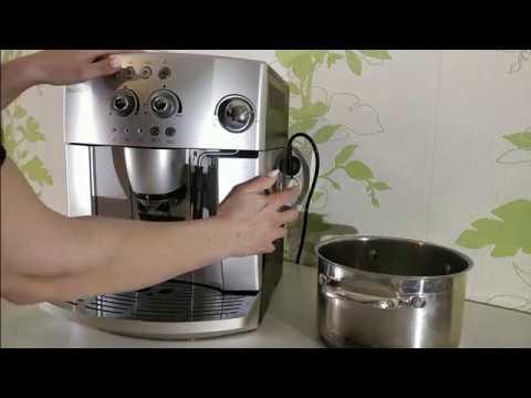 Как очистить кофемашину от накипи: средства и способы для декальцинации