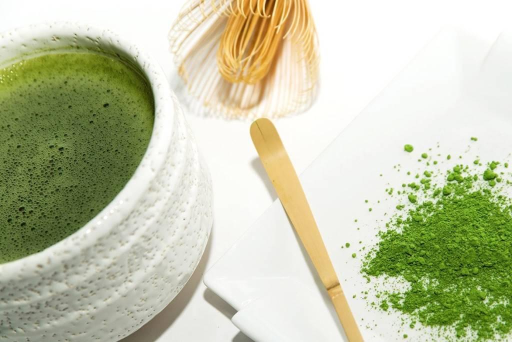 Зеленый японский чай матча: польза и вред для организма