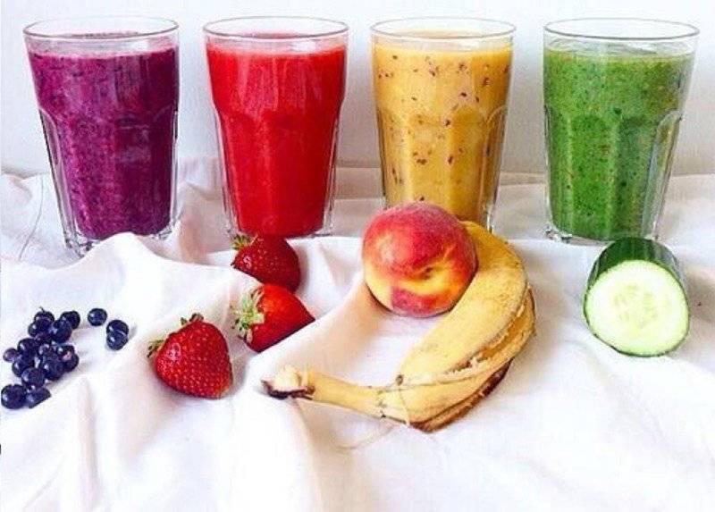 Смузи на завтрак: топ-10 рецептов