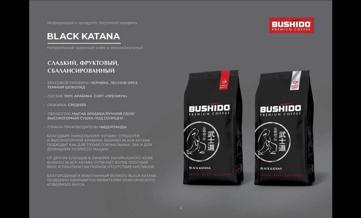 Bushido (бушидо)