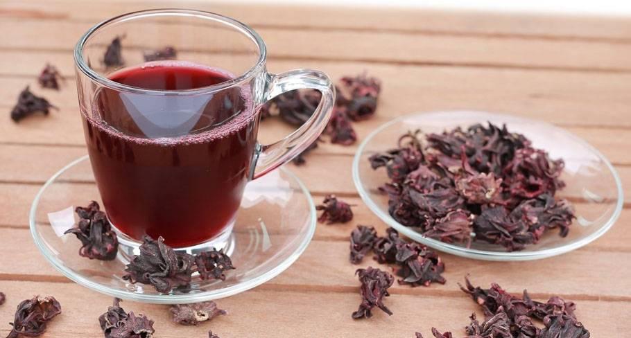 Чай каркаде от давления