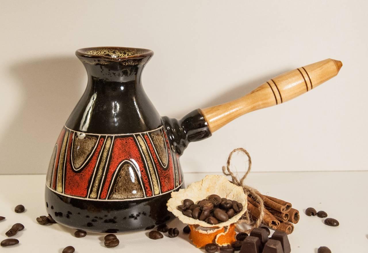 Особенности использования керамических турок (джезв)