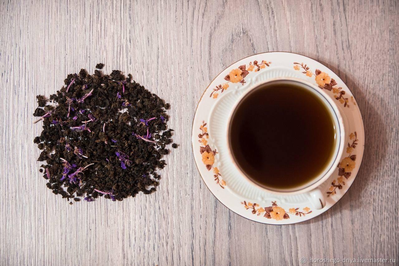 Иван чай вред