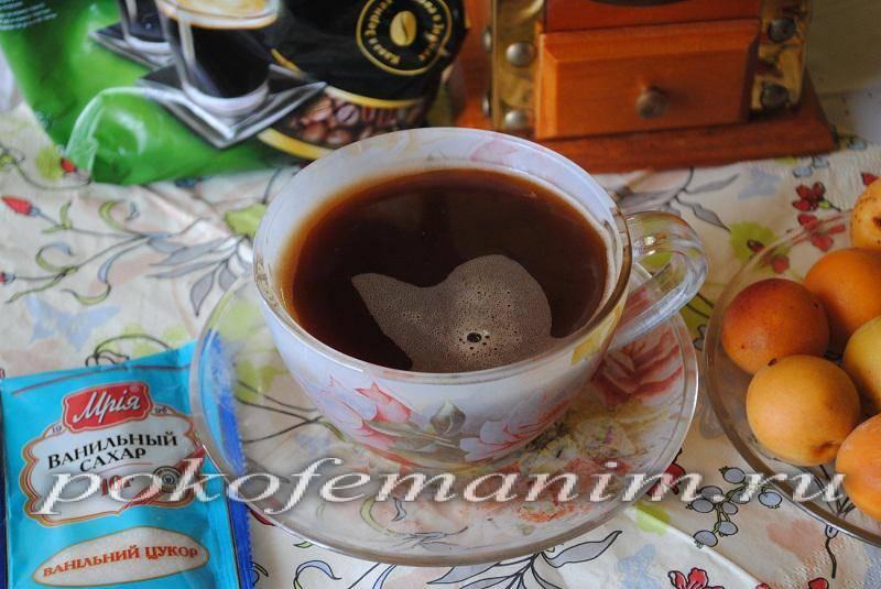 Рецепты кофе с фото пошагово