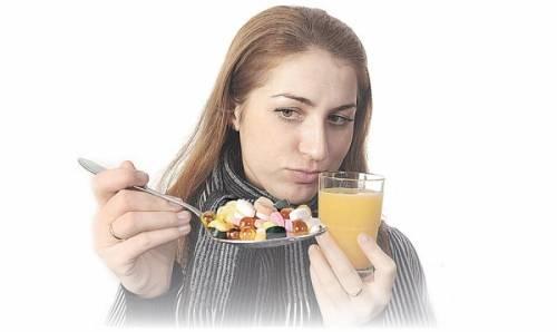 Можно ли пить витамины вместе с антибиотиками