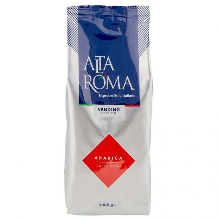 Кофе lavazza или кофе alta roma — что лучше