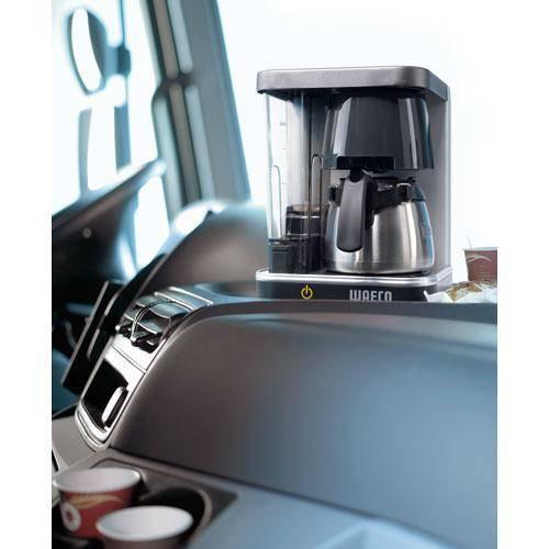 Автомобильная кофеварка - портативный прибор для приготовления кофе, работающий от прикуривателя