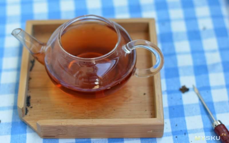 Чайные пакетики и чай от синяков, отеков, мешков, кругов под глазами