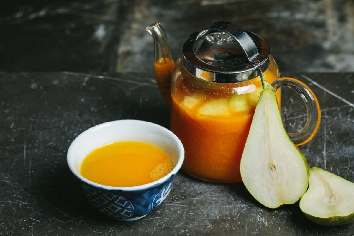 Листья груши: лечебные свойства, как заварить чай с грушей