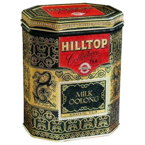 Чай «хилтоп»: подробное описание и ассортимент