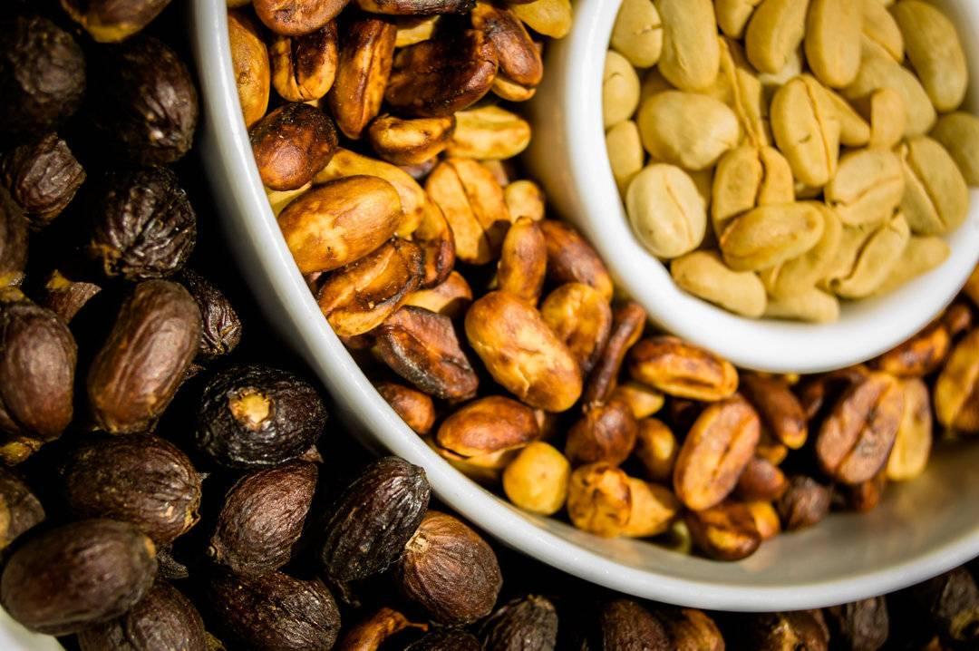 Сухой и влажный способ обработки кофейных зерен, достоинства, недостатки