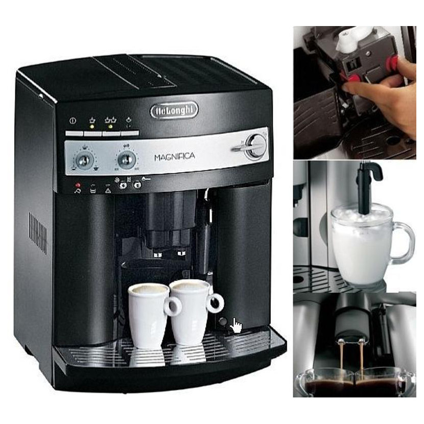 Обзор кофемашины delonghi esam 2600