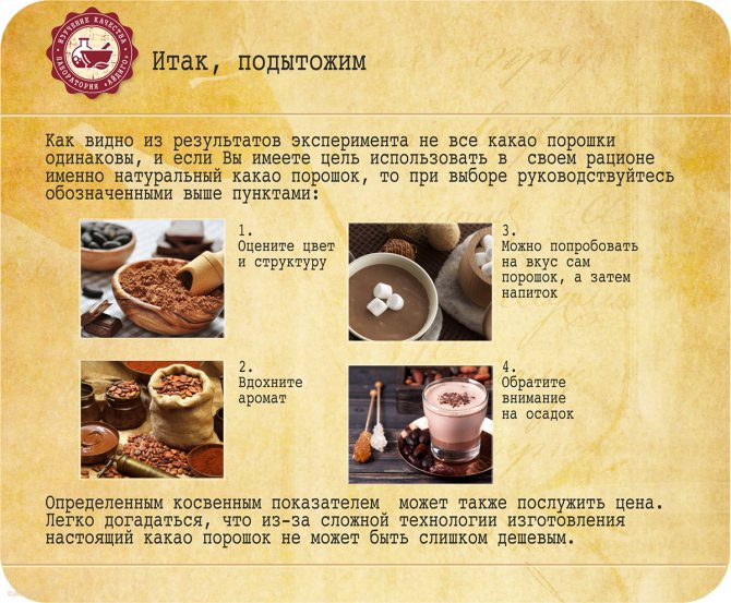 Можно ли пить какао на ночь – польза и вред