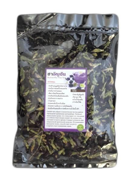 Синий чай: полезные свойства, противопоказания, польза, фото