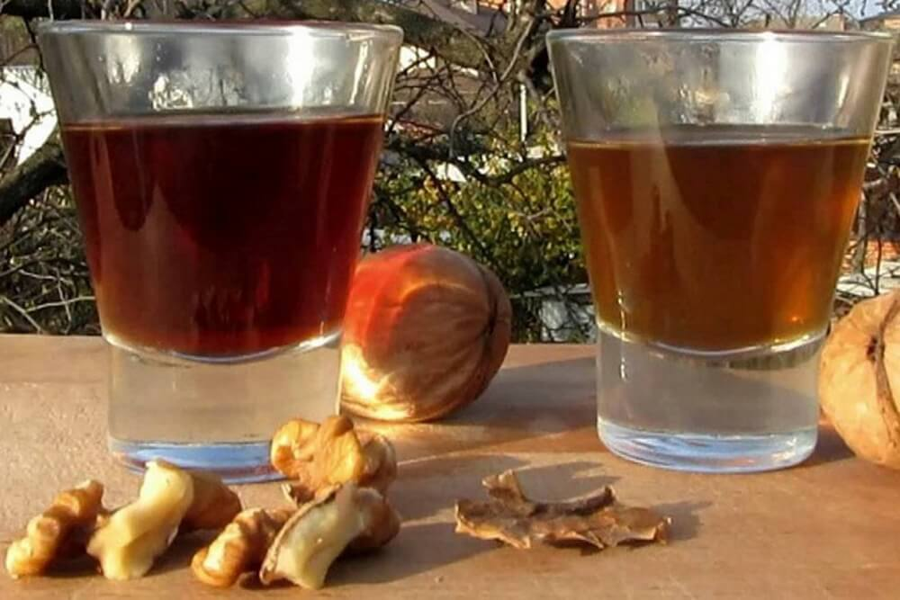 Лечение зелеными грецкими орехами в народной медицине: рецепты и отзывы - folkremedy.ru