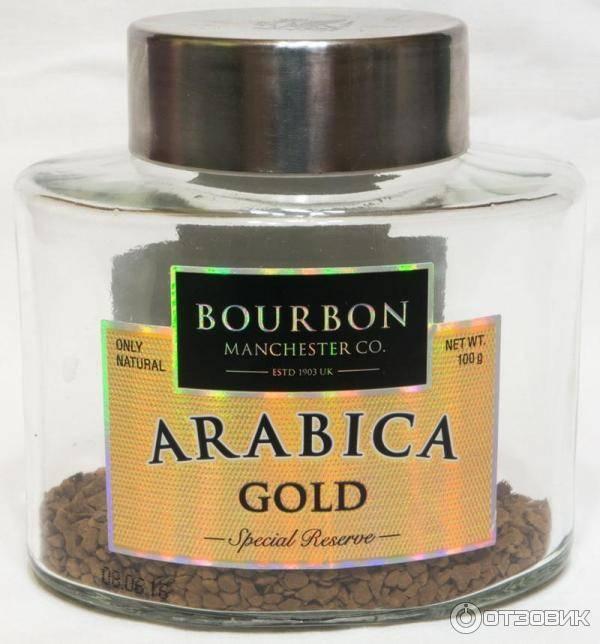Кофе бурбон (bourbon) - бренд, ассортимент, отзывы и цены