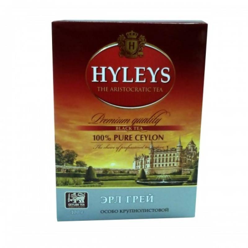 Hyleys (чай): качество и непревзойденный вкус для истинных ценителей