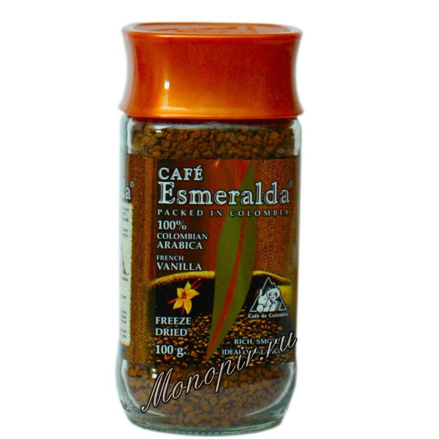 Кофе esmeralda, ассортимент продукции, свойства, отзывы