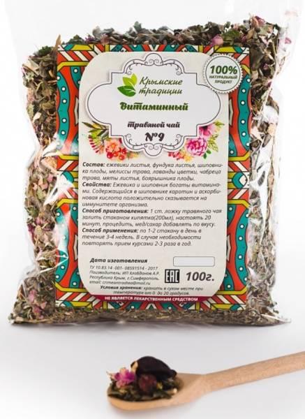 Травяные чаи крыма польза и вред