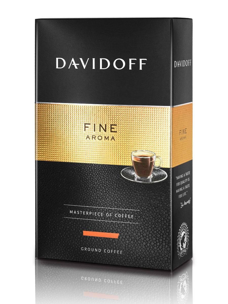Растворимый кофе давыдофф