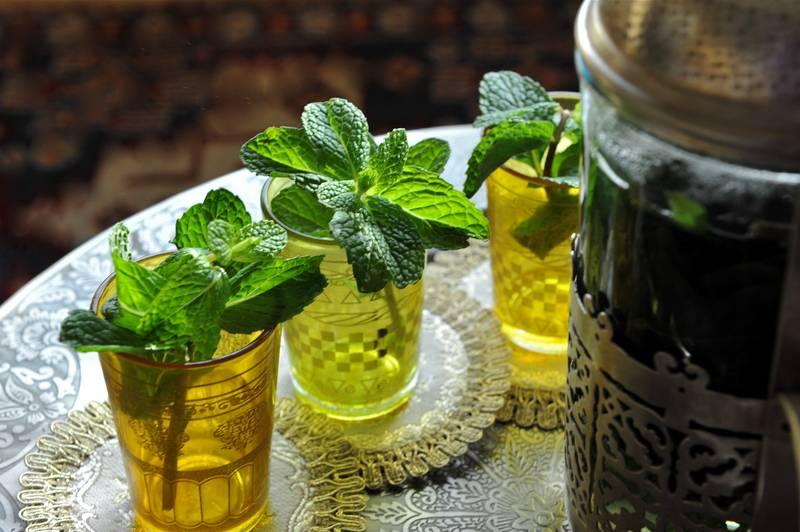 Марокканский чай – состав, рецепты, традиции