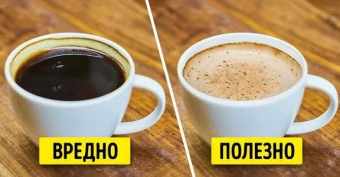 Кофе крепит или слабит кишечник