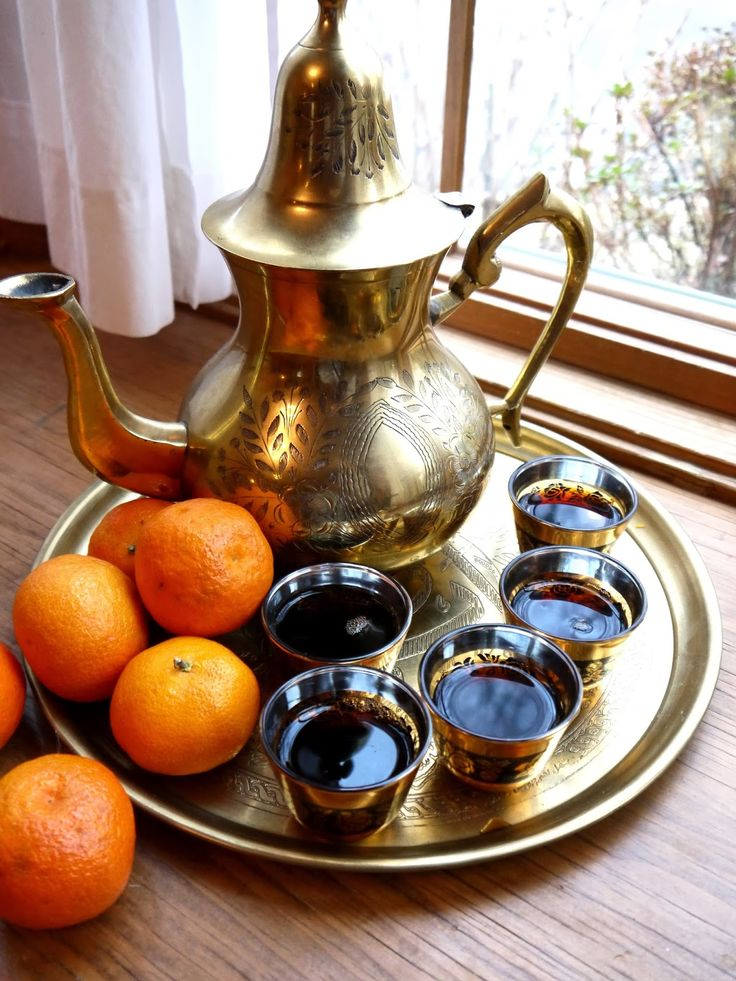 Арабский кофе: рецепты, тонкости приготовления